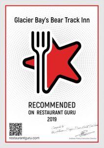 2019 Restaurant Guru Award
